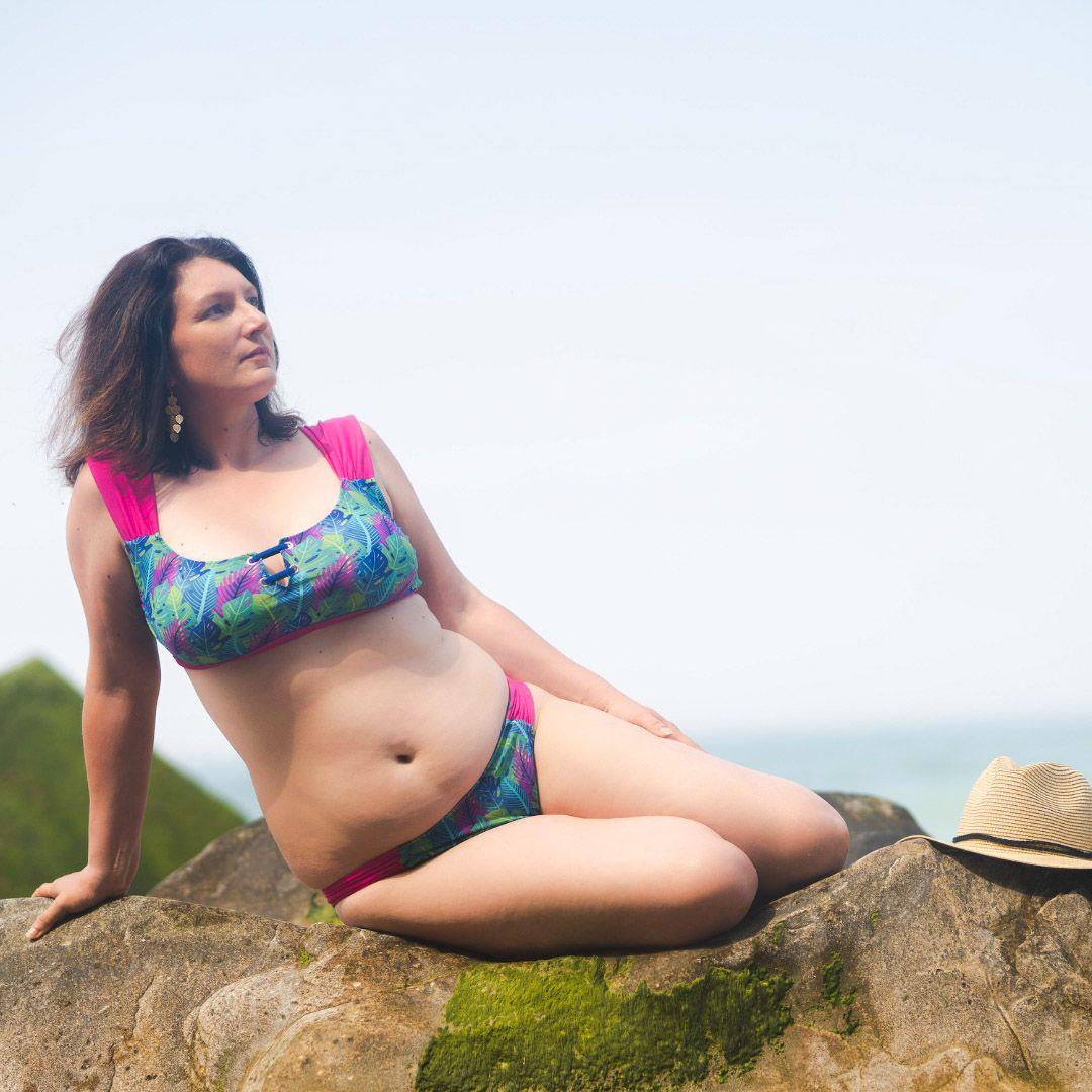 Coralie bikini Yaque