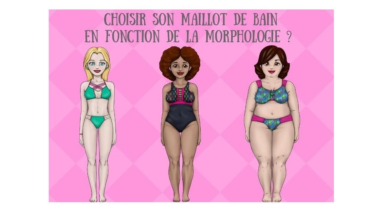 16707001c8 Morphologie : dépassez l'auto-censure pour choisir votre maillot de bain